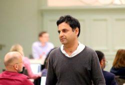 Kanwal Sethi - seit 2015 Vorsitzender des Migrantenbeirat Leipzig - brachte den Antrag ein. Foto: L-IZ.de