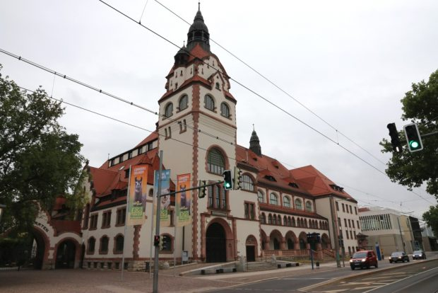 Orte kolonialen Handelns und Denkens - der Leipziger Zoo heute. Foto: L-IZ