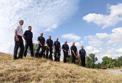 Polnische Diensthundeführer beenden zweite Ausbildungsetappe © Polizei Sachsen