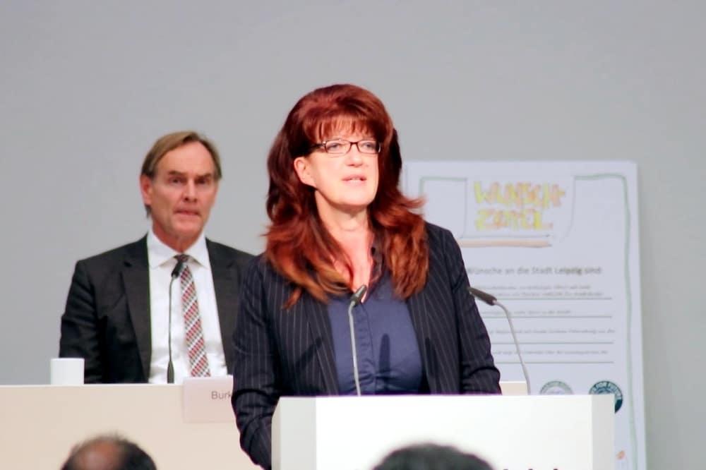 Sylvia Deubel (AfD). Foto: L-IZ.de