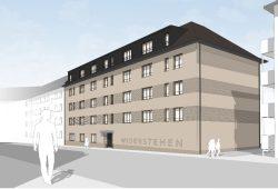 Visualisierung: W&V Architekten GmbH