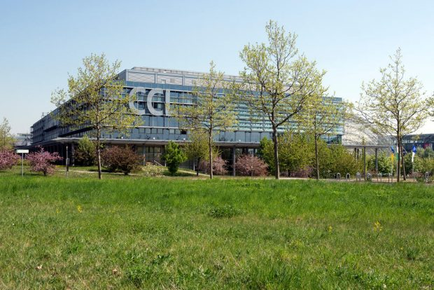 Congress Center Leipzig. Foto: Leipziger Messe