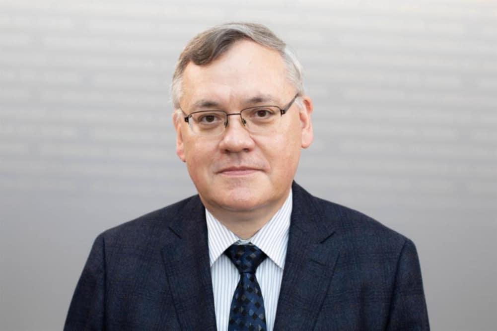 Dirk-Martin Christian, Präsident des sächsischen Landesamtes für Verfassungsschutz. Foto: SMI / Isabelle Starruß