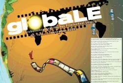 Plakat zum GlobaLE Filmfestival 2020. Grafik: GlobaLE