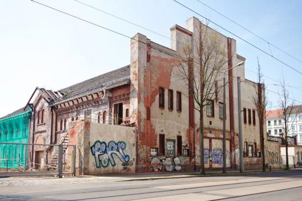Das ehemalige Kino der Jugend. Foto: IG Fortuna, Matthias Mehlert