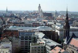 Auch in Leipzig ist die Kurve flach, aber nicht ganz so flach wie im Rest Sachsens. Foto: L-IZ.de