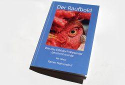 Rainer Nahrendorf: Der Raufbold. Foto: Ralf Julke