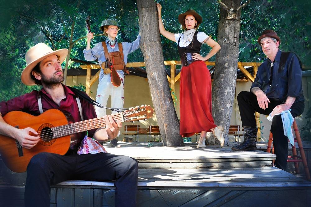 TheaterBundT: Don Qhijote. Foto: Clemens Albert