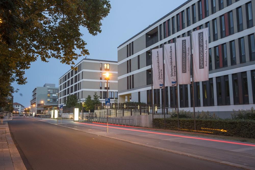 Das Universitätsklinikum Leipzig. Foto: Stefan Straube/UKL