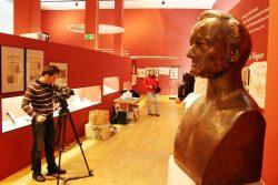 Wagner-Ausstellung im Jubiläumsjahr 2013 im Stadtgeschichtlichen Museum. Foto: Ralf Julke