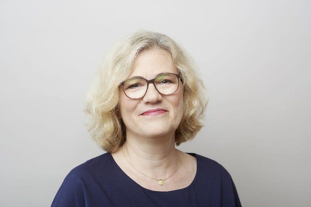 Jurymitglied Carena Schlewitt, Europäisches Zentrum der Künste Dresden. Foto: Stephan Floss