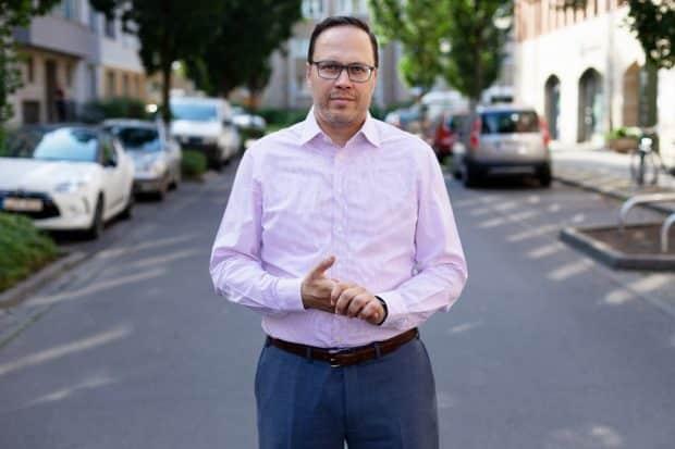 Dirk Panter. Foto: Hammermaennchen