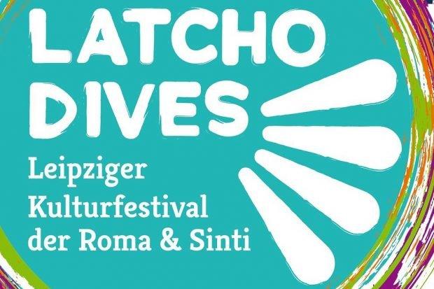 Logo Latcho Dives Festival, Ausschnitt