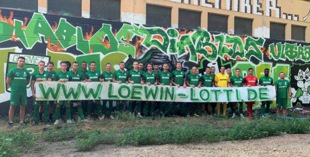 Chemie Leipzig und andere Fußballclubs rufen dazu auf, für die krebskranke Charlotte zu spenden. Foto: Chemie Leipzig
