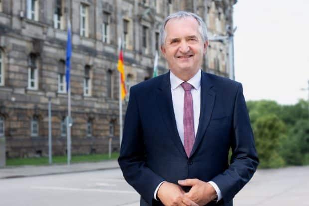 Staatsminister Thomas Schmidt. Foto: Foto-Atelier-Klemm