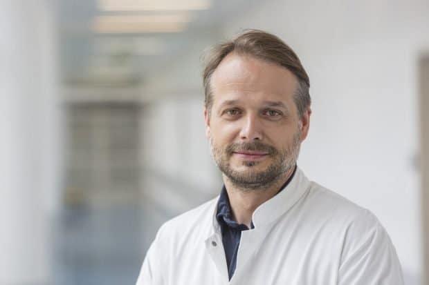 Studienleiter Prof. Pierre Hepp. Foto: Stefan Straube / UKL