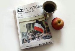 Die Leipziger Zeitung Nr. 82: Bewegte Bürger. Foto: Ralf Julke