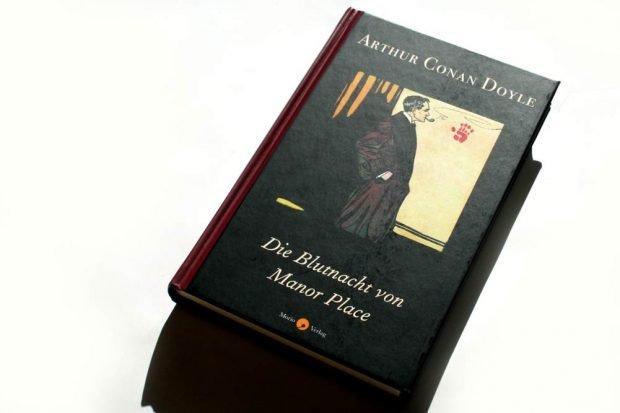 Arthur Conan Doyle: Die Blutnacht von Manor Place. Foto: Ralf Julke