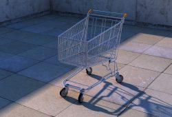 Einkaufswägen sind in diesem Jahr höchst umstritten. Foto: PIRO4D, Pixabay
