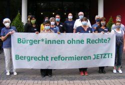 """Das Treffen der Initiativen zur """"Erfurter Erklärung"""". Foto: Grüne Liga"""