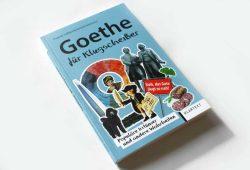 Dagmar Gaßdorf, Bertolt Heizmann: Goethe für Klugscheißer. Foto: Ralf Julke
