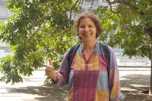Ute Hartwig-Schulz. Foto: Christiane Otto