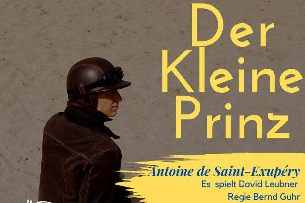 Der kleine Prinz. Plakat: David Leubner