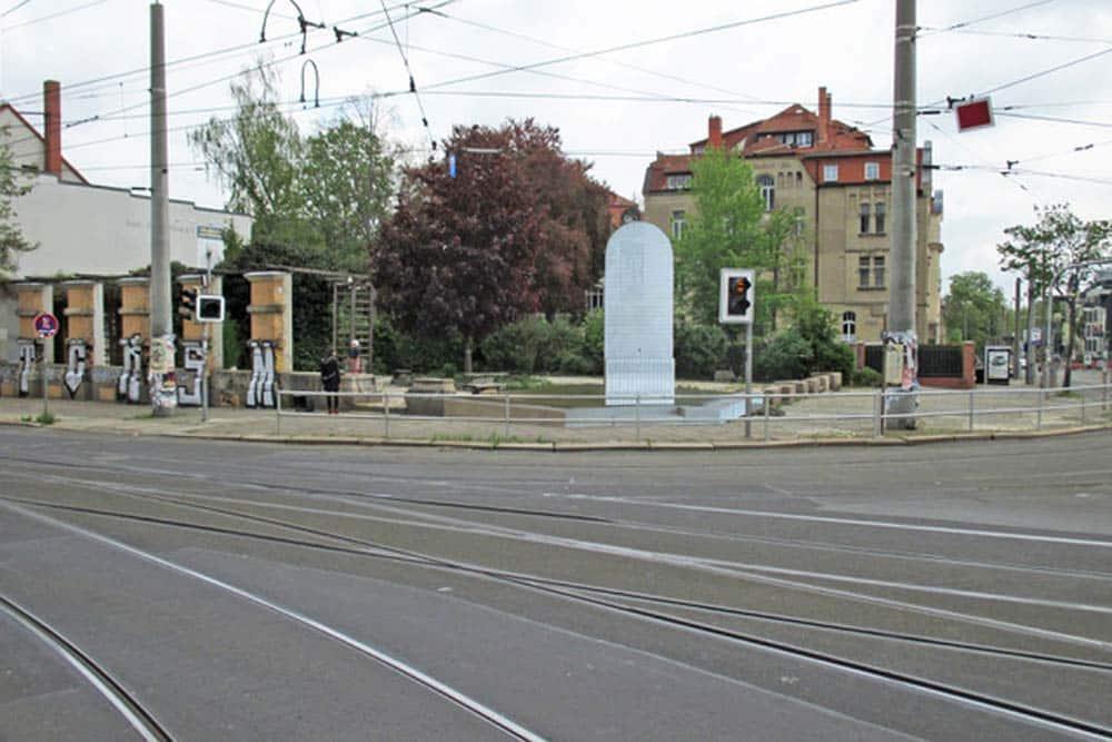 3D-Visualisierung des Memorials. Foto: Schaubühne Lindenfels