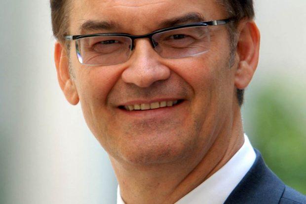 Dr. Ronald Rast. Foto: Deutsche Gesellschaft für Mauerwerks- und Wohnungsbau e.V.