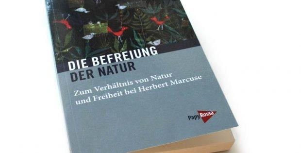 Ulrich Ruschig: Die Befreuung der Natur. Foto: Ralf Julke