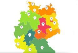 """Sächsische """"Schulabbrecherquote"""" im INSM-Bildungsmonitor 2020. Grafik: INSM"""