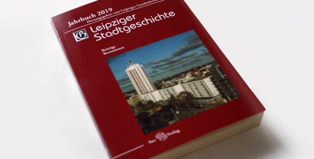 Leipziger Stadtgeschichte. Jahrbuch 2019. Foto: Ralf Julke