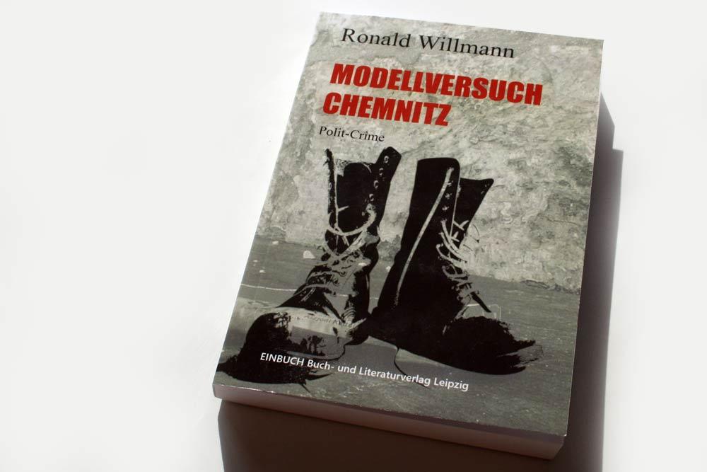Ronald Willmann: Modellversuch Chemnitz. Foto: Ralf Julke