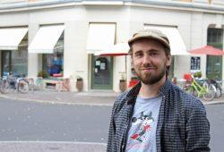 Friedemann Goerl ist erst 30 Jahre und trägt in Leipzig schon viel Verantwortung. Der studierte Geograph ist seit 2018 der Fußverkehrsverantwortliche der Stadt. © privat