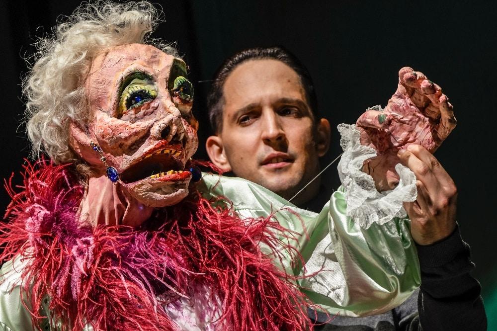 Musicbanda Franui & Nikolaus Habjan. Alles nicht wahr © Schauspielhaus Zu╠êrich
