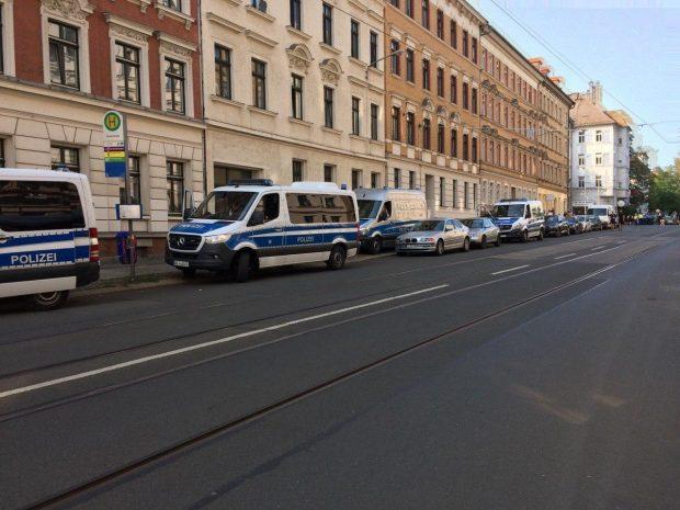 16 Uhr an der Eisenbahnstraße. Foto: L-IZ.de