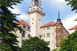 Schloss Hartenfels. Foto: Andreas Schmidt