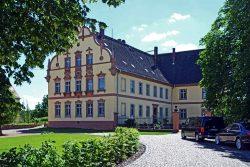 Jagdhaus Kössern. Foto: Luise Karwofsky