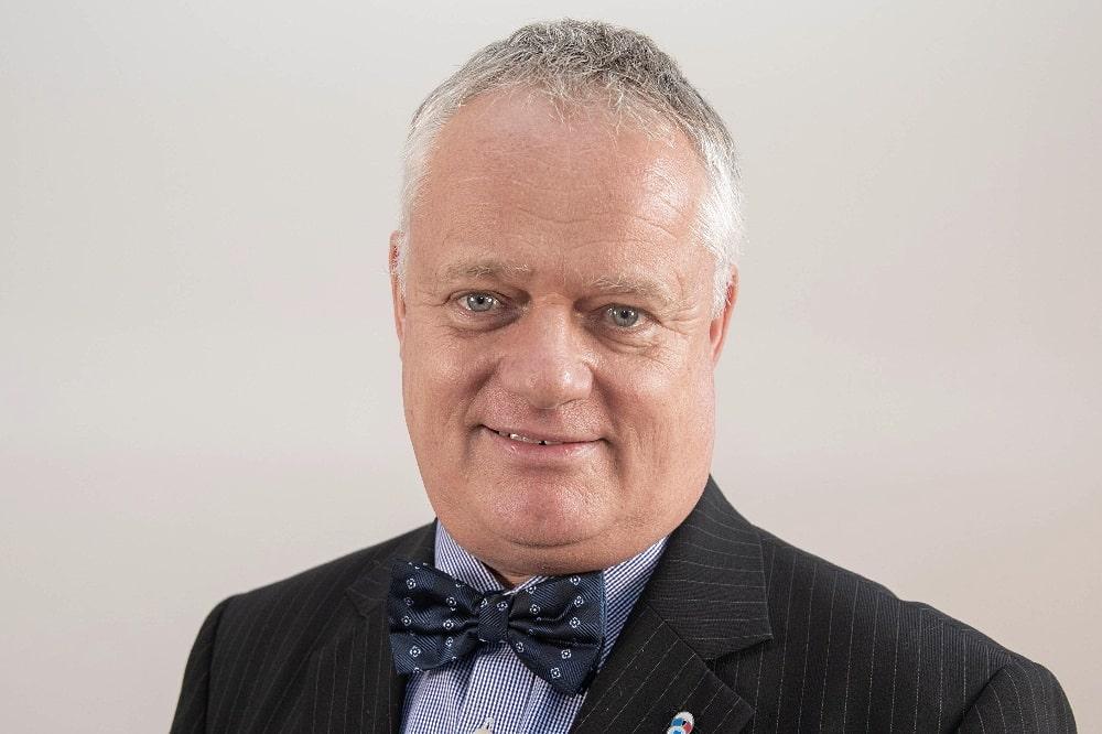 Amtschef Thomas-Rechentin © SMI / I. Starruß