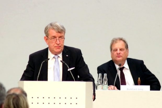 Christian Kriegel (AfD) hatte auch etwas zur Gewalt zu sagen. Foto: L-IZ.de