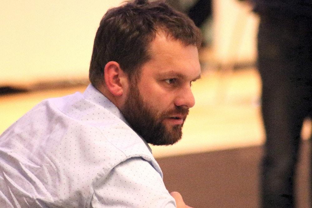 Christopher Zenker (SPD). Foto: Michael Freitag