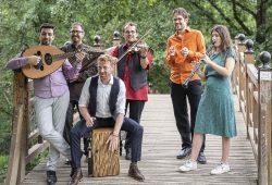 Ensemble Klänge der Hoffnung. Foto: Roland Quester