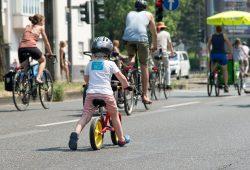 Kinder aufs Rad! © Stefan Flach