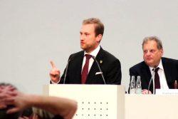 Michael Weickert (CDU) mit Vorwürfen gegen die Linkspartei. Foto: L-IZ.de