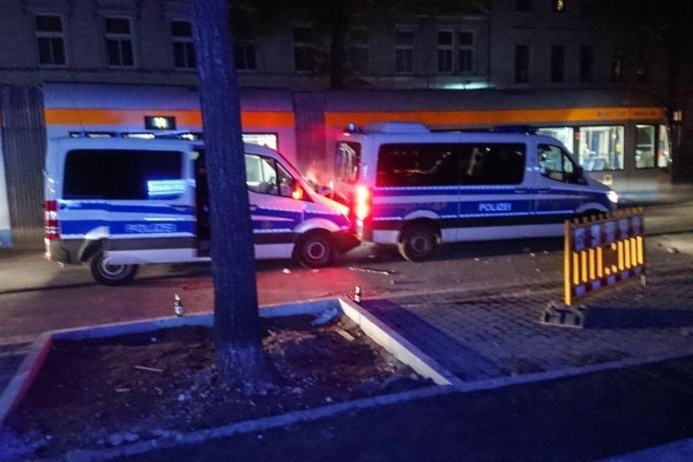 Polizeibericht Leipzig