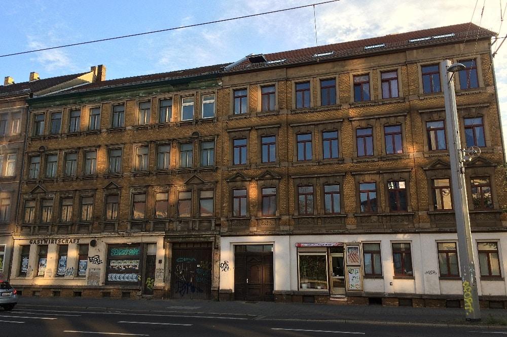 Prager Str. 280 und 282. Foto: L-IZ.de