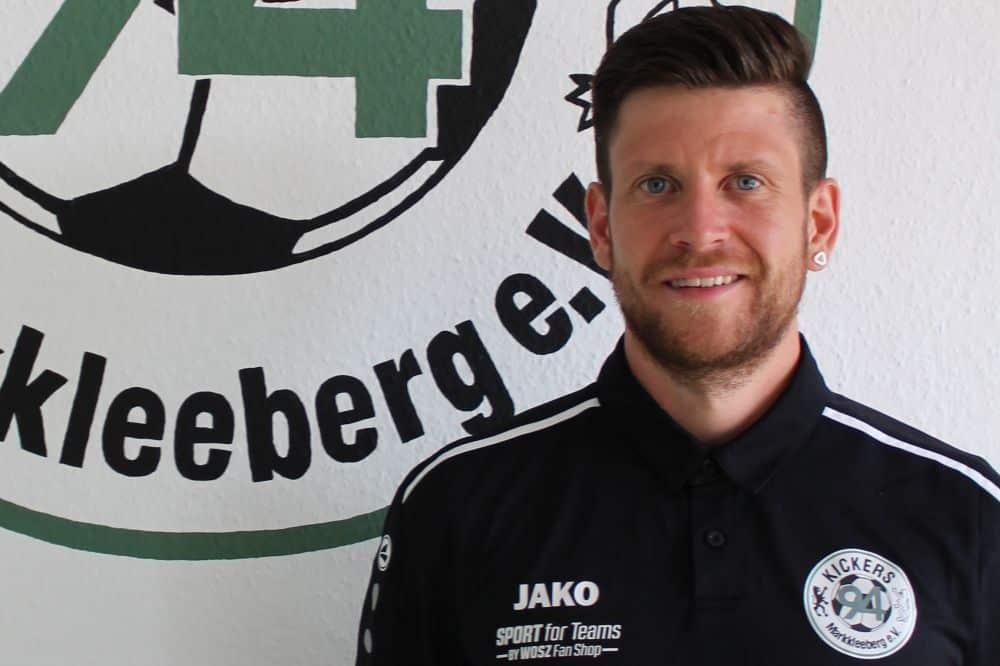 Kickers 94-Trainer Ronny Meißner. Foto: Florian Schenk