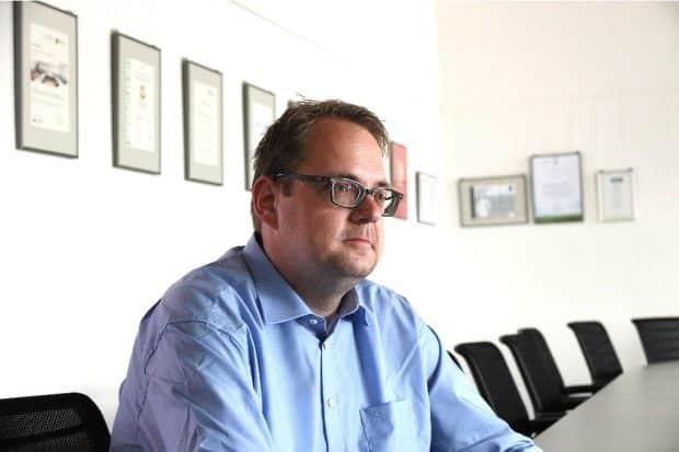 Sören Pellmann (Linke). Foto: Michael Freitag