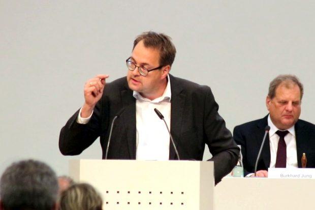 War als Beobachter vor Ort: Sören Pellmann (Linke) zur Gewalt in Connewitz und im Leipziger Osten. Foto: L-IZ.de