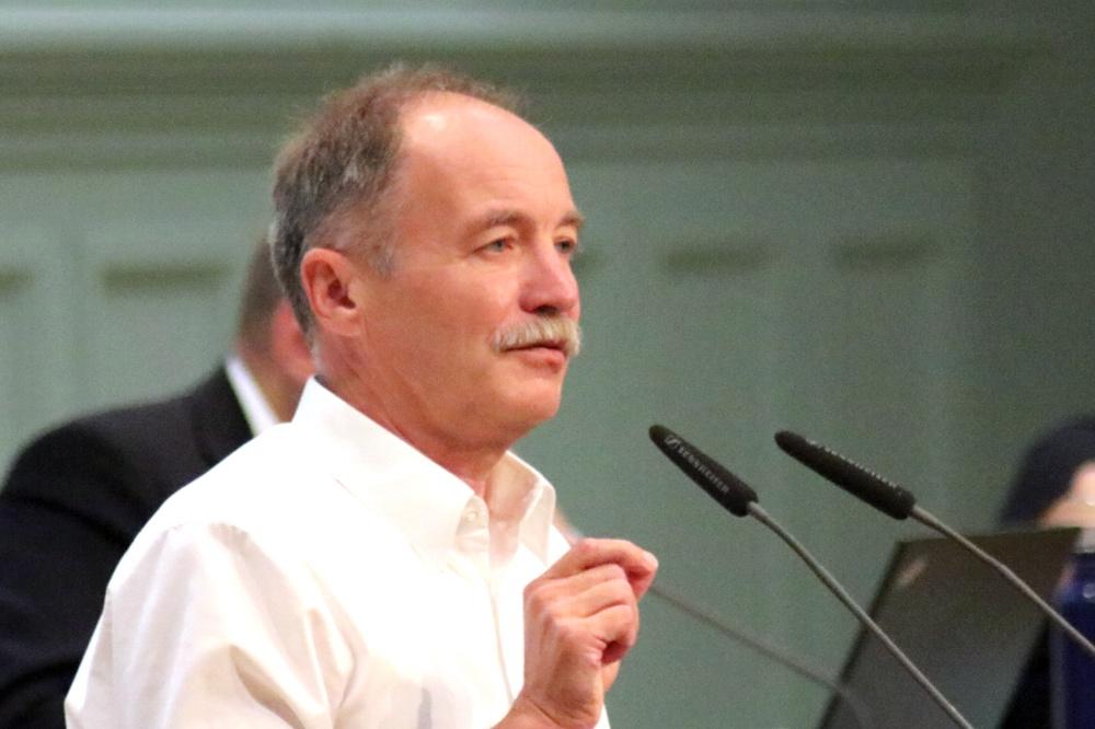 Stadtrat Sven Morlok (FDP, Freibeuter). Foto: LZ
